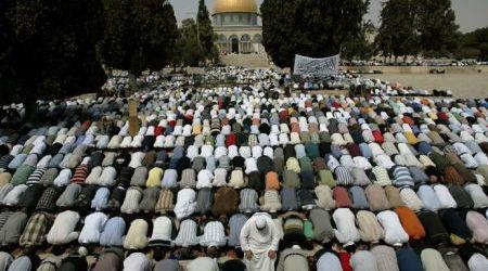 ISRAEL IZINKAN 500 WARGA PALESTINA KUNJUNGI AL-QUDS SELAMA IDUL ADHA