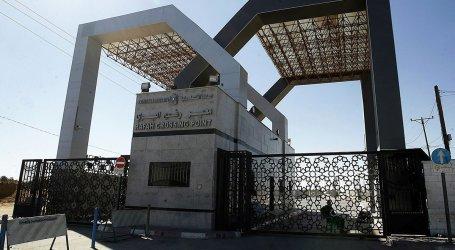 SEKITAR 36.000 WARGA GAZA TERDAMPAR MENUNGGU PINTU RAFAH DIBUKA