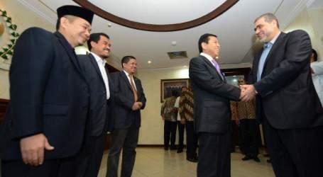 DPR DUKUNG PEMBUKAAN KANTOR PERWAKILAN HAMAS DI JAKARTA