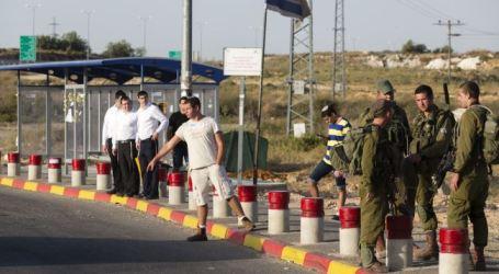 PASUKAN ISRAEL TEMBAK WANITA PALESTINA DI TEPI BARAT