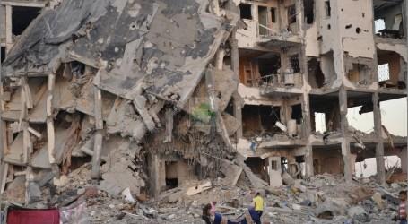 Dana Rekontruksi Gaza Baru Cair 40 Persen