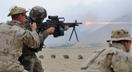 TENTARA KANADA BENTROK DENGAN ISIS DI IRAK