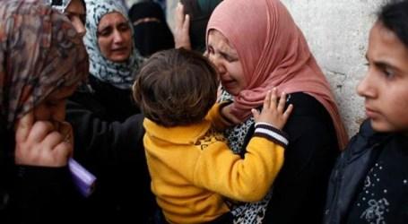 SEBANYAK 34.697 PEREMPUAN GAZA MENGUNGSI SEJAK SERANGAN ISRAEL