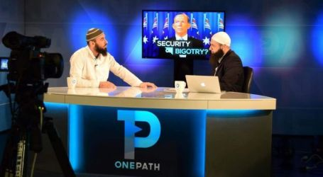 MUSLIM SYDNEY DIRIKAN STUDIO TV LAWAN KAMPANYE MEDIA ANTI-ISLAM