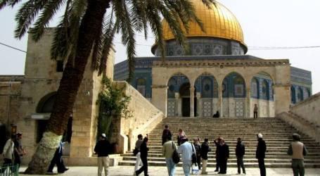 RABI RADIKAL SERUKAN UMAT YAHUDI BERIBADAH DI Al-AQSHA