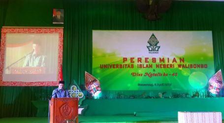 IAIN WALISONGO SEMARANG JADI UNIVERSITAS ISLAM NEGERI