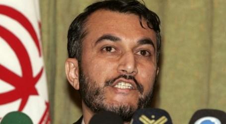 WAKIL MENLU IRAN: SAUDI ULANGI KESALAHAN DI LIBYA DAN SURIAH