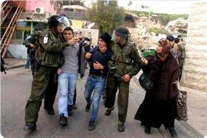 ISRAEL TANGKAP 416 WARGA PALESTINA,  122 DI ANTARANYA ANAK-ANAK
