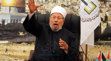 SYAIKH AL-QARADHAWI MASUK DAFTAR HUKUMAN MATI PENGADILAN MESIR