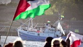 KAMPANYE EROPA: ARMADA FREEDOM FLOTILLA III MENUJU GAZA AKAN TETAP DILANJUTKAN