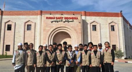 MER-C: SEMANGAT JIHAD PROFESIONAL PARA RELAWAN BANGUN RS INDONESIA