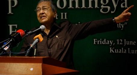 MAHATHIR: MYANMAR KELUAR DARI ASEAN JIKA TIDAK TERIMA ROHINGYA
