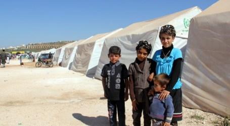 SEJUMLAH 1.889 PENGUNGSI PALESTINA TEWAS DI SURIAH SEJAK 2011