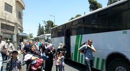 ISRAEL IZINKAN 800 WARGA GAZA KE AL-AQSHA TANGGAL 27 RAMADHAN