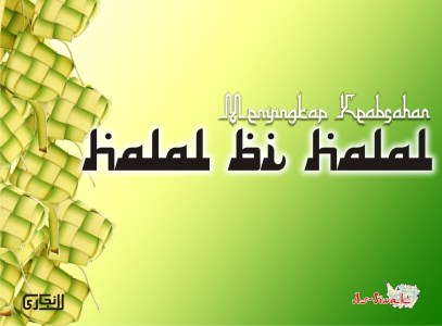 Makna Halal Bi Halal Bulan Syawwal