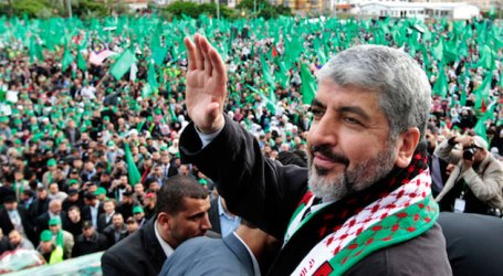 PEMIMPIN HAMAS: PEMBICARAAN RAHASIA DENGAN ISRAEL BERKEMBANG POSITIF