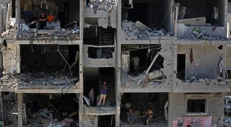 Sejumlah 90.000 Warga Palestina Masih Mengungsi Pasca Agresi Israel di Gaza