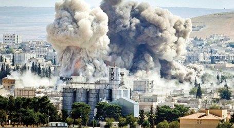 SERANGAN UDARA PERTAMA PERANCIS TEMBAK KAMP LATIHAN ISIS