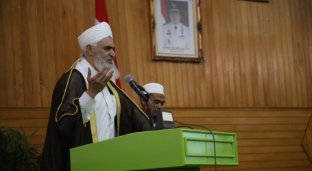 IMAM MASJID AL-AQSHA : AL-QURAN SUMBER ILMU PENGETAHUAN