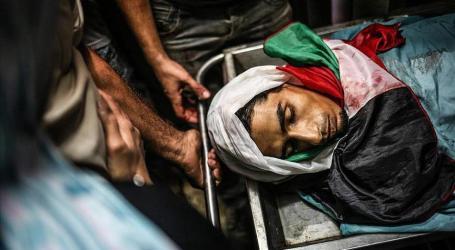 Mahasiswa Palestina Bentrok Dengan Tentara Israel di Tepi Barat