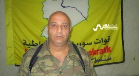 ALIANSI SDF BERKOORDINASI DENGAN AS LAWAN ISIS