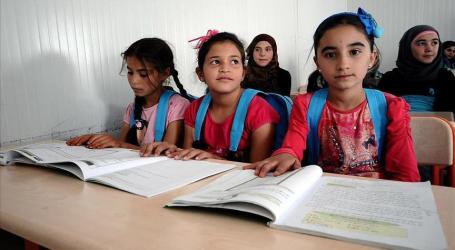 PENDIDIKAN ANAK-ANAK PENGUNGSI SURIAH DI TURKI PENTING UNTUK PERANGI ISIS