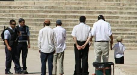 Yordania Protes Serbuan Rabbi Ekstrimis Yahudi ke Al-Aqsha