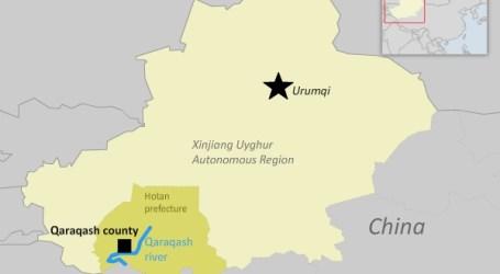 Tidak Bisa Berbahasa China, Muslim Uighur Dianiaya