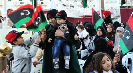 PEMERINTAH PERSATUAN NASIONAL DIBENTUK DI LIBYA