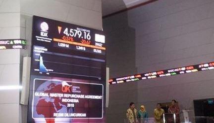 OJK Dorong Pengembangan Pasar Repo di Indonesia