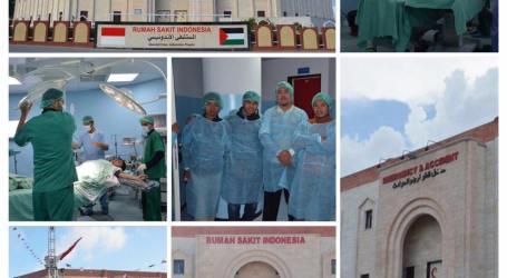 Usai Bangun RS Indonesia, MER-C Lanjutkan Program di Gaza