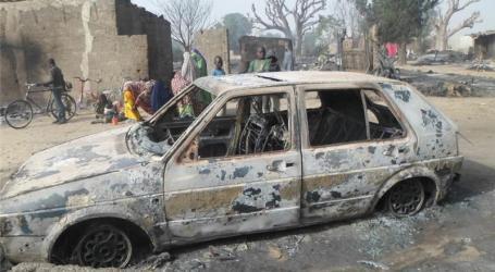 Serangan Boko Haram, Anak-Anak Desa Nigeria Dibakar