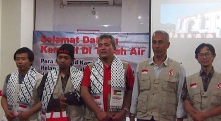 MER-C Apresiasi Kader Al-Fatah Sebagai Relawan RS Indonesia di Gaza