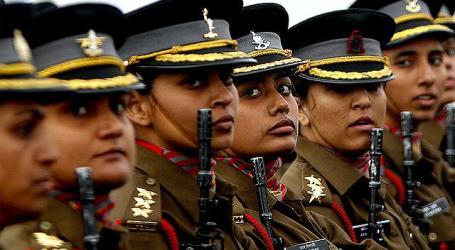India Izinkan Wanita Masuk Angkatan Bersenjata