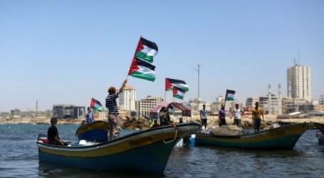 Israel Cabut Larangan Nelayan Cari Ikan di Gaza