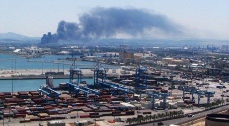 Anggota Parlemen Uni Zionis Kecam Polusi Haifa