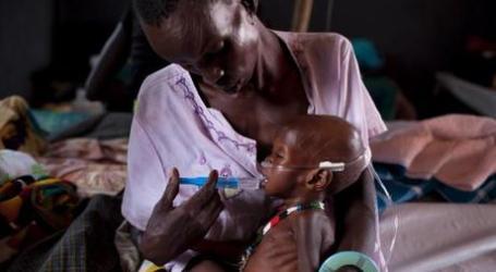 PBB Peringatkan Tingkat Kelaparan Mengkhawatirkan di Sudan Selatan