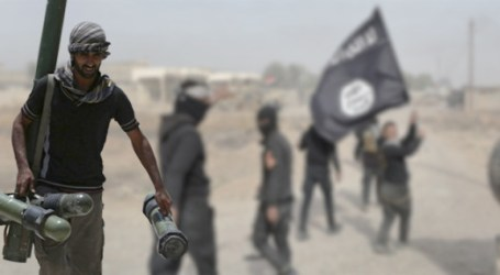 ISIS Serang Peshmerga dengan Roket Berisi Gas Kimia