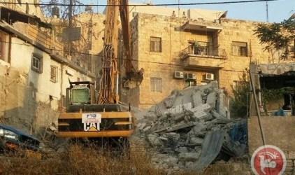 Israel Terus Hancurkan Bangunan Rumah Warga Palestina