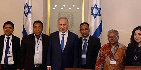 Kunjungan Lima Wartawan Indonesia ke Israel