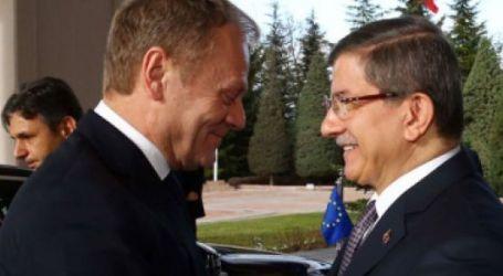 Presiden Uni Eropa: Turki Contoh Terbaik Perlakukan Pengungsi