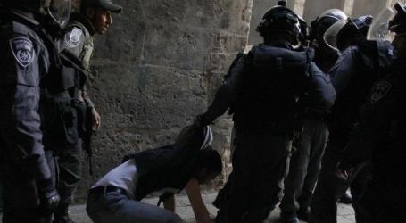 Militer Israel Tangkap Puluhan Pemuda Palestina di Masjid Al-Aqsha