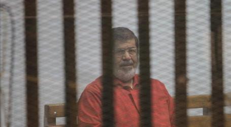 HRW: Kematian Morsi Mengerikan
