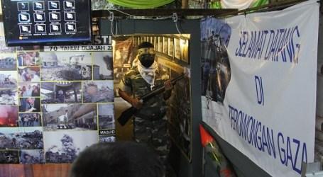 Expo Al-Aqsha Pamerkan Miniatur Terowongan Gaza