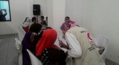 MER-C Adakan Pengobatan Gratis di Peresmian Masjid Baitul Muttaqien