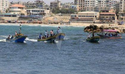 Israel Serang dan Culik Nelayan Palestina di Perairan Teritorial Gaza