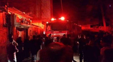 Kebakaran Rumah Renggut Nyawa Tiga Balita Bersaudara di Gaza