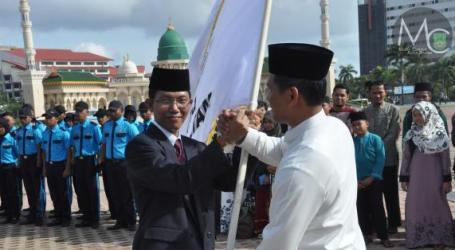 Kafilah Kota Batam Targetkan Juara Umum MTQ VI Kepri