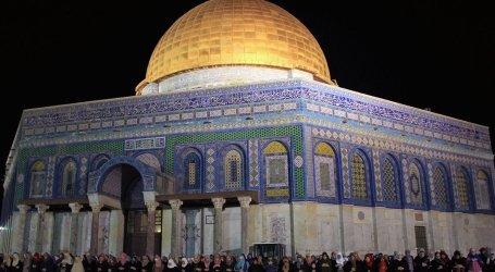 Sekitar 130 pemukim Yahudi Serbu Masjid Al-Aqsha