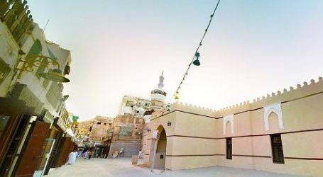 Saudi Restorasi Delapan Masjid Bersejarah di Jeddah